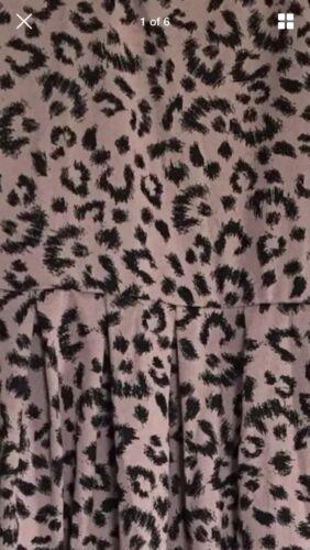 Xxxl Nwt Blush 3xl Cheetah Rose Jacquard Leopard Gold Amelia Lularoe Roze Jurk 1KlFJc