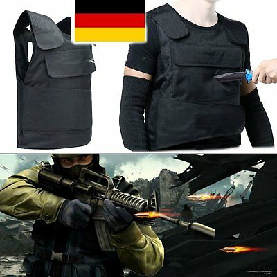 Stab Proof Vest knife Protective Anti Stab Security Vest Outdoor Self-defense HH