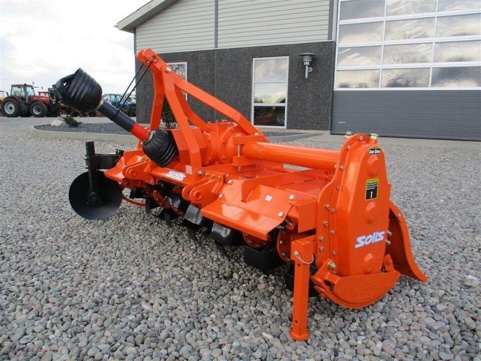 Fræser, Challenger 1.74m med gearkasse