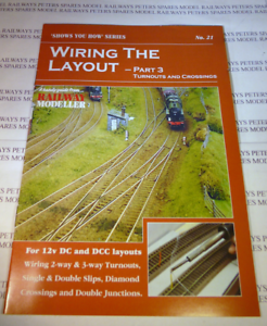 Peco-No-21-Shows-You-How-Series-Wiring-The-Layout-Part-3