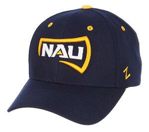 NORTHERN-ARIZONA-LUMBERJACKS-NAU-NCAA-COMPETITOR-SNAPBACK-ZEPHYR-CAP-HAT-NEW