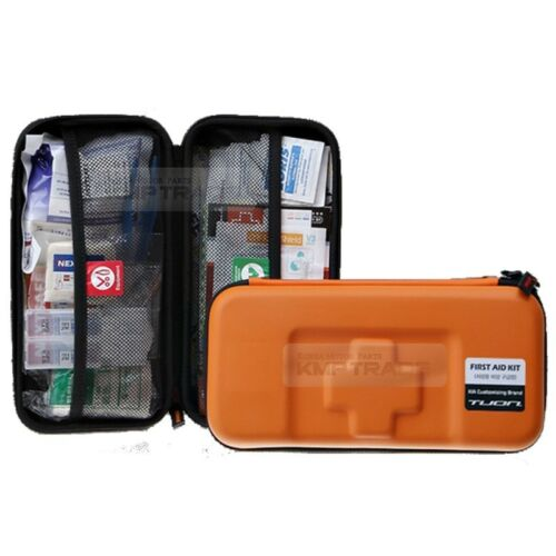TUON OEM Car First Aid Kit Outdoor Home Car Emergency Medical Bag for Universal