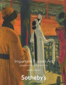 Sotheby-039-s-Catalogue-Important-Russian-Art-2011-HB