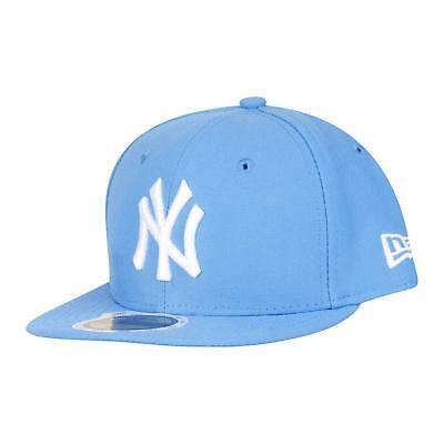 100% Vero New Era Baseball Cap Mlb New York Yankees (6 3/4) 59 Fifty Fitted Kids Nuovo & Ovp-mostra Il Titolo Originale Guidare Un Commercio Ruggente