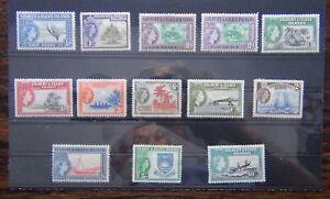 Gilbert-amp-Ellice-1956-62-Serie-A-10-S-mm-SG64-SG75
