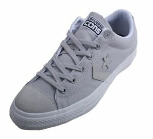 Converse-Star-Player-OX-Mens-Oyster-Gray-Casual-Oxford-Sneakers