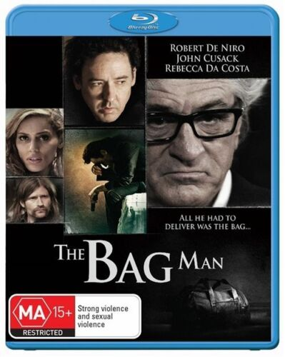 1 of 1 - The Bag Man (Blu-ray, 2014)DISC ONLY - WITH SLEEVE