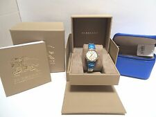 BURBERRY, SWISS MADE, 2 TONE LADIES  SS/GT WATCH BU10118 NIB, $745.00 FREE GIFT