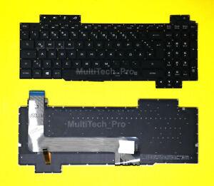 DE Tastatur Asus ROG Strix GL703V GL703VD GL703VM Series - Beleuchtung