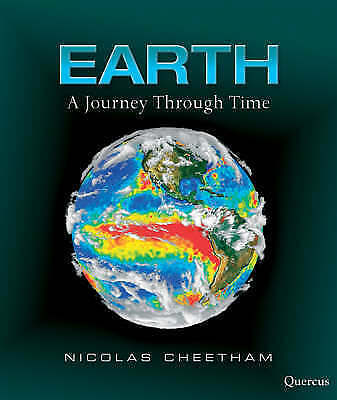 """AS NEW"" Cheetham, Nicolas, Earth: A Journey Through Time Book"