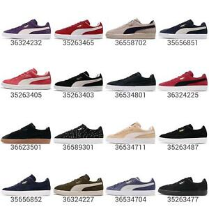 Details about Puma Suede Classic Low Mens Womens Classic Shoes Sneakers Pick 1