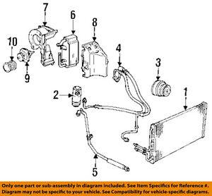 Details about GM OEM-A/C AC Compressor 88964869 on