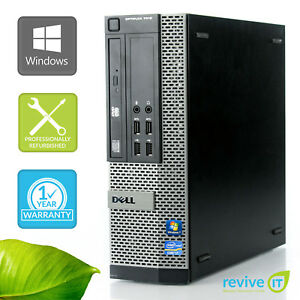 Custom-Build-Dell-Optiplex-7010-SFF-i7-3770-3-40GHz-Ordinateur-de-bureau-PC