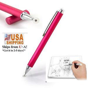 Fine Point Stylus Pen for iPad Air iPad Mini iPhone Samsung Galaxy s8 plus HTC