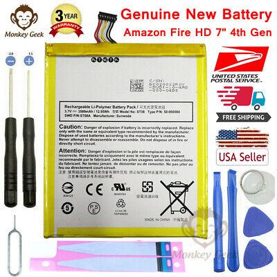"New Battery 58-000084 for Amazon kindle Fire HD 7/"" MC-347993 B00IKPW0UA ST08A US"