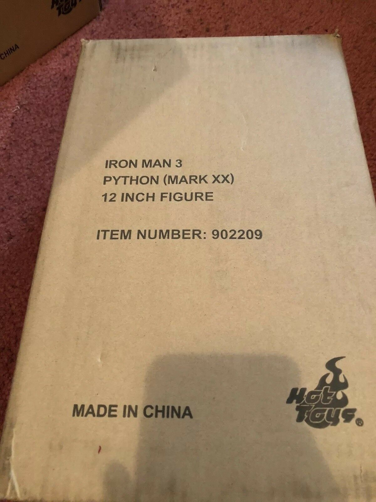 Hot Toys Iron Man PYTHON MARK MK 20 XX