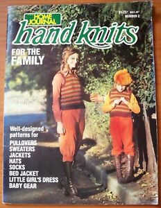 Home-Journal-Hand-Knits-for-the-Family-Number-2