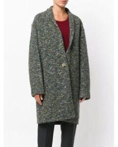 Osbert £395 Marant 40 Rrp 12 Bnwt Alpaca Wool Isabel Womens Etoile Coat Size Uk wqwzEOIF7