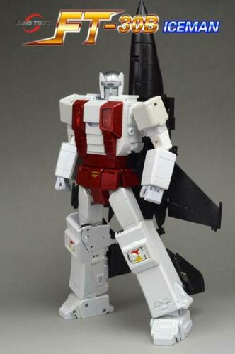 IN STOCK Transforms FansToys FT-30B FT 30B Iceman G1 Superion Air Raid Figure