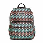 Vera Bradley Island Blooms Campus Backpack - 12470069 for sale ... 5710fe655caff