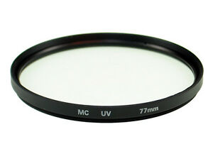 Zykkor MC UV Multicoated Ultraviolet Optical Glass Filter 52mm