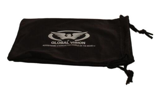 Moto Envolvente Claro Gafas con Relleno de Espuma y Antiniebla Lentes Bolsa
