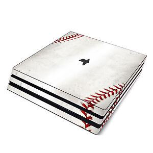 Section SpéCiale Sony Ps4 Pro Skin Decal Sticker Vinyl Wrap Baseball Nous Avons Gagné Les éLoges Des Clients