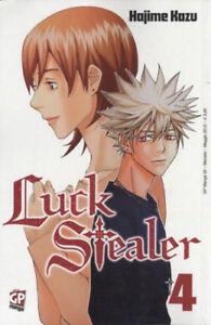 Manga Gp Luck Stealer Numero 4