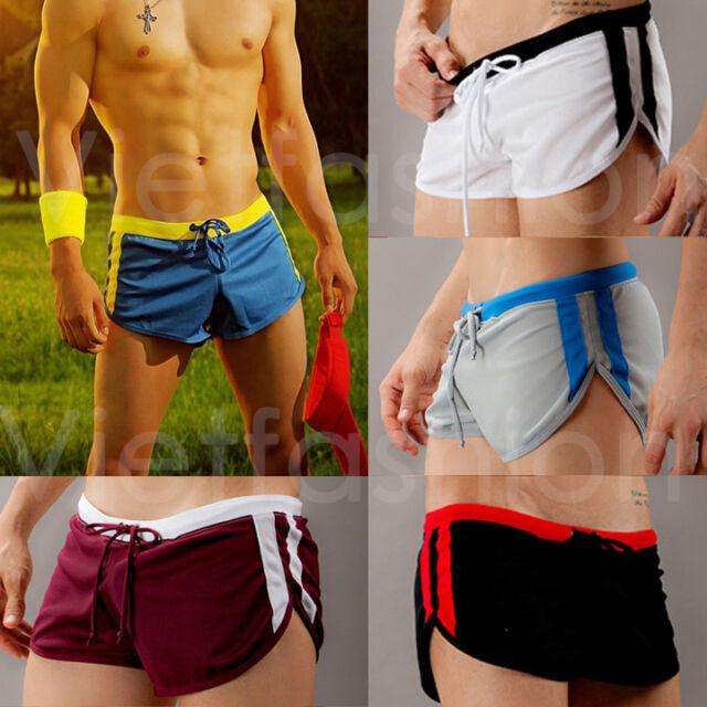 Herren Badehose Badeshorts Schwimhose Schwimmshorts Shorts Boxershorts   V0823X