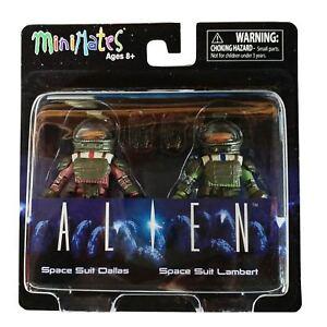 Aliens Minimates Series 3 Space Suit Lambert