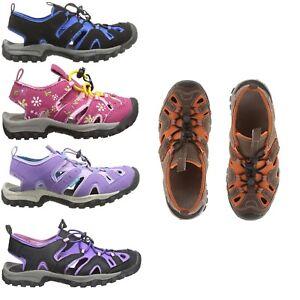 Northside-Girls-Boys-Kids-Shoes-Burke-II-Water-Sport-Sandals-NEW-Bungee-Cords