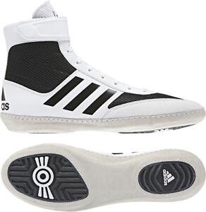 Boxenschuhe Zu Speed Details Schwarz Combat Wrestling Adidas Shoes 5 Ringerschuhe Weiß 4Rq5jc3LAS