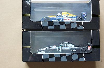 Puntuale Onyx Formula 1 1991 N. 120/126 Patrese Ha/modena Ex Custodia Originale Dell'ordine In Scatola-mostra Il Titolo Originale Sentirsi A Proprio Agio