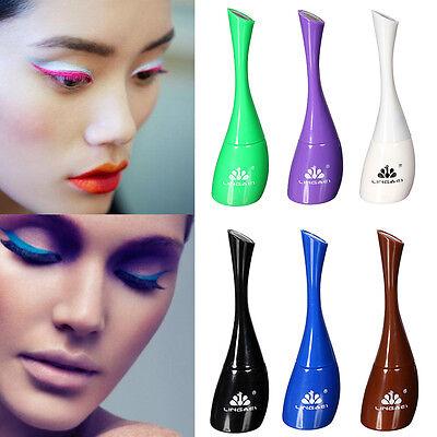 New Cosmetic Lady Makeup Waterproof Liquid Eyeliner Eye Liner Beauty Pen 6 Color