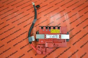 Détails sur BMW X5 E70 X6 E71 GENUINE COMPLETE Power Distribution on