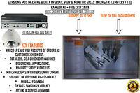 Samsung Pos Machine,view & Monitor Sales Online 1.3mp Till Retail Shop Cctv Kit