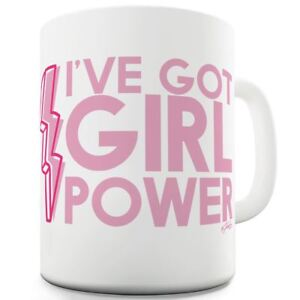 11-OZ-Funny-Mugs-For-Dad-I-039-ve-Got-Girl-Power