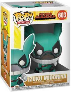 Funko-POP-Animation-My-Hero-Academia-S3-Deku-w-Helmet-Brand-New-In-Box