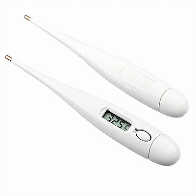 New LCD Digital Body Mouth Thermometer Battery For Baby Adults Electronic 2 #104