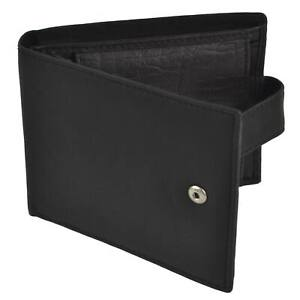 Mens-Leather-Classic-Tabbed-Wallet-by-Oakridge-Gift-Compact-Handy