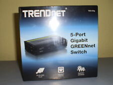 TRENDnet TEG (TEGS5g) 5-Ports External Switch for sale