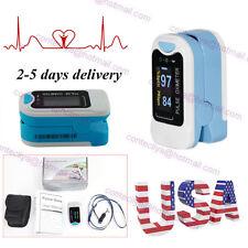 USA OLED Fingertip oxymeter SPO2,PR monitor Blood Oxygen Pulse oximeter,CMS50N