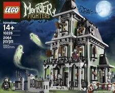 LEGO MONSTER FIGHTERS HAUNTED HOUSE Modular SET 10228 MANSION NEW SEALED RETIRED
