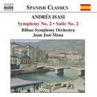 Andres Isasi - Andrés Isasi: Symphony No. 2; Suite No. 2 (2004)