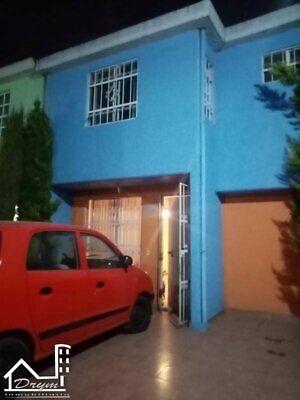CASA COL. SAN PEDRO TOTOLTEPEC TOLUCA, EDOMEX