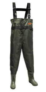 Bushline Outdoor PVC Chest Waders US Sizes 8-13
