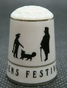 THIMBLE CRAFT BY SHIRLEY - DICKENS FESTIVAL 1991