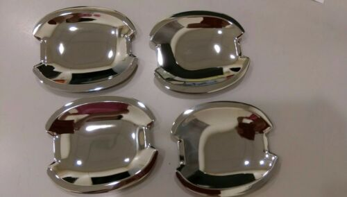 For Mercedes W202 W210 C /& E Class Door Shell Inner Handle Chrome Cap Pad Cover