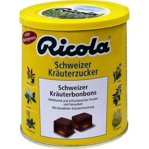RICOLA m.Z. Kräuter Bonbons 250g PZN 1666103