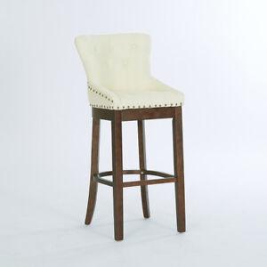 Stupendous Details About Victorian Bar Stool Elegant Vintage Armchair Breakfast Dining Chair Kitchen Seat Inzonedesignstudio Interior Chair Design Inzonedesignstudiocom